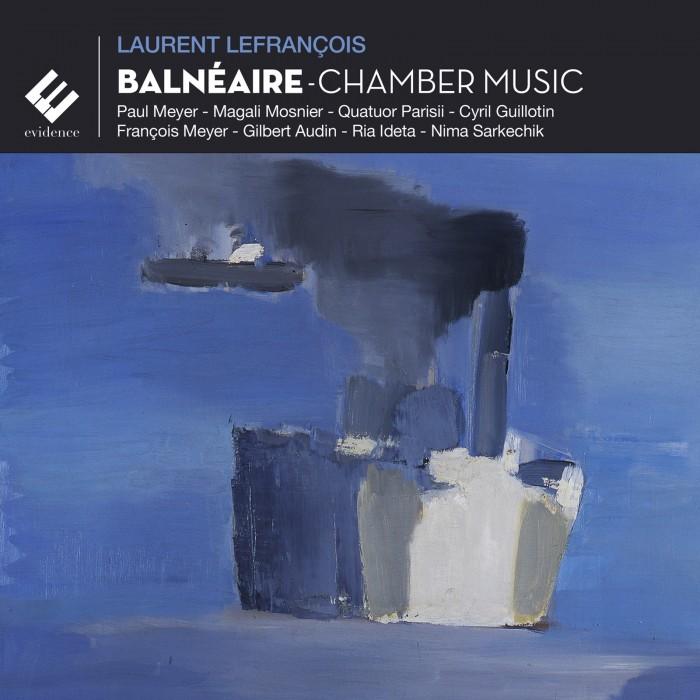 Cover Laurent Lefrançois balneaire BD