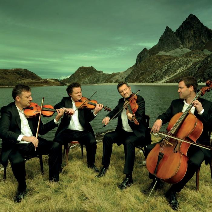 Photo Quatuor Debussy 2017