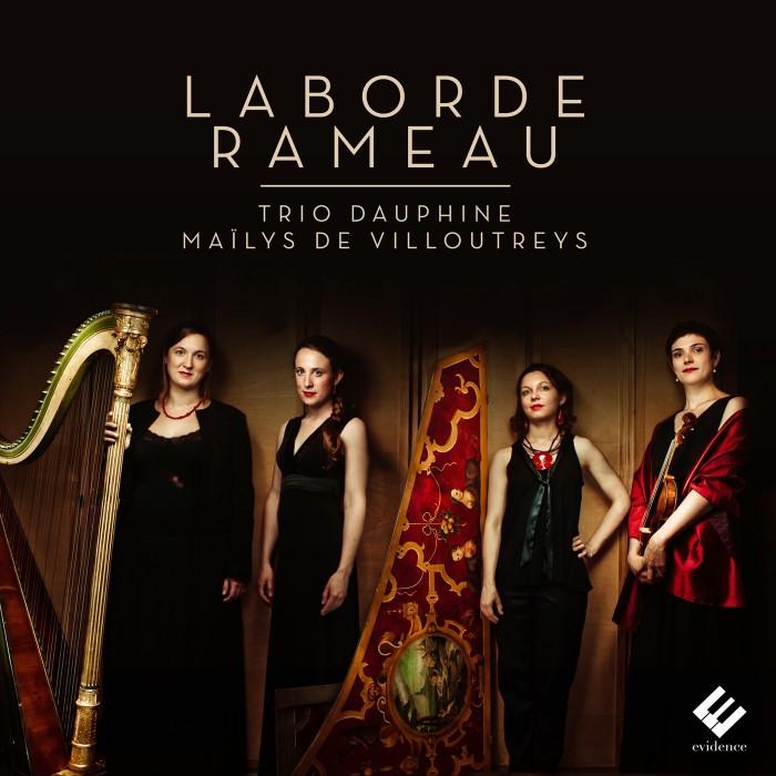EVCD008 Cover Trio Dauphine BD