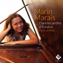 Cover EVCD019 Marin Marais