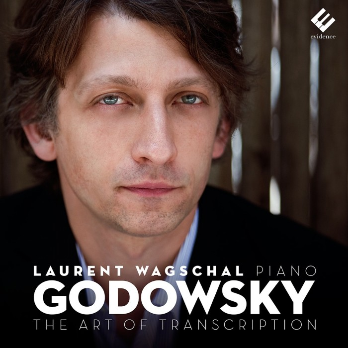 Cover EVCD026 Godowsky-Wagschal