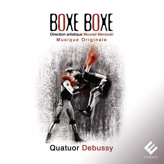 Cover Boxe Boxe EVCD044