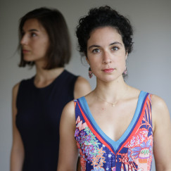 Fanny Robilliard & Paloma Kouider