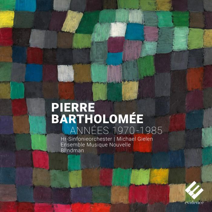 evcd042 Pierre Bartholomée Années  1970 1985