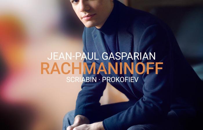 Cover EVCD048 Jean-Paul Gasparian