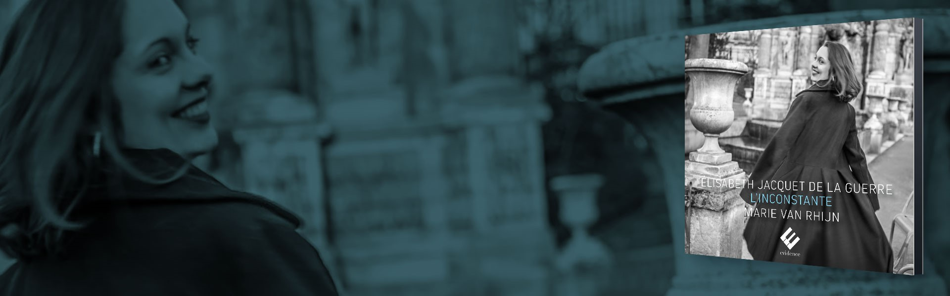 Jacquet de la Guerre: L'inconstante | Marie van Rhijn
