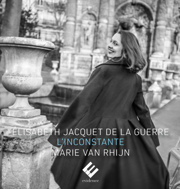Cover EVCD047 Marie Van Rhijn