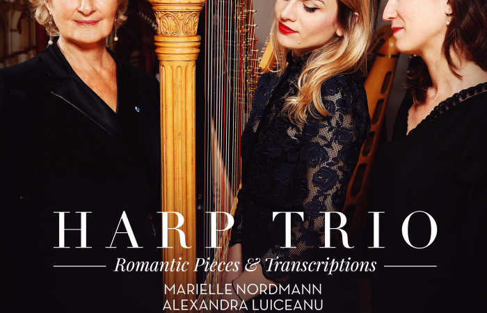 Harp Trio EVCD050