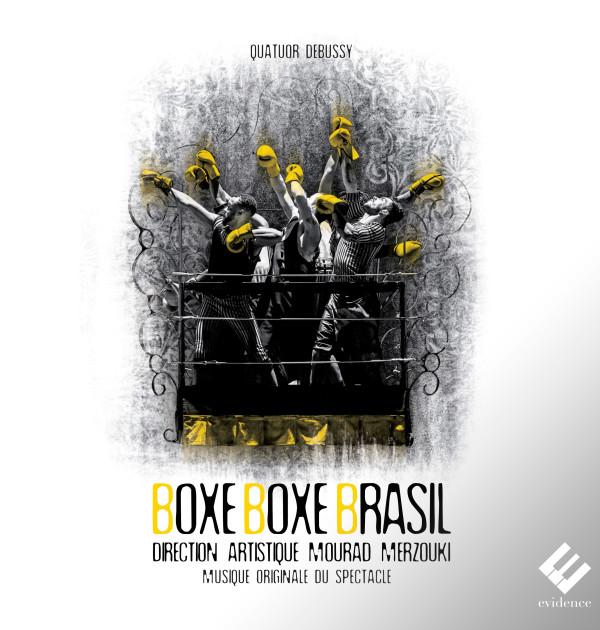 Boxe Boxe Brasil Quatuor Debussy