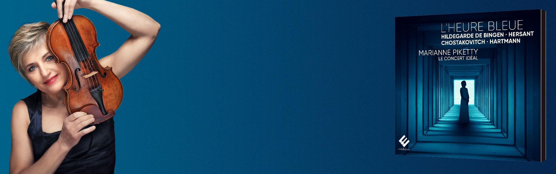 Marianne Piketty, Le Concert Idéal: Blue Hour